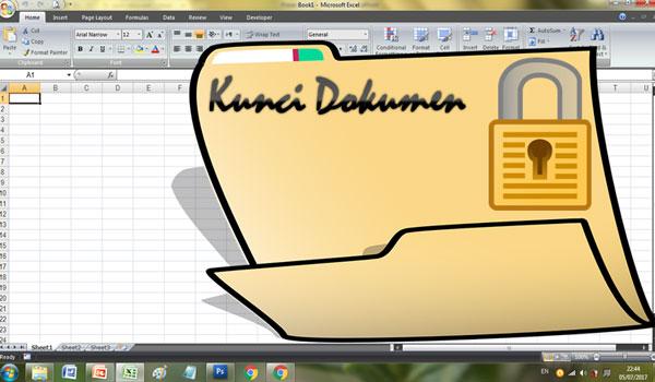 Kunci Microsoft Word dan Excel Dengan Pasword