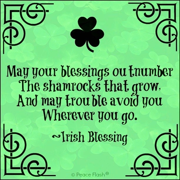 St Patricks Day Quotes Amazing St Patrick's Day Quotes From Famous Irish Writers Politicians