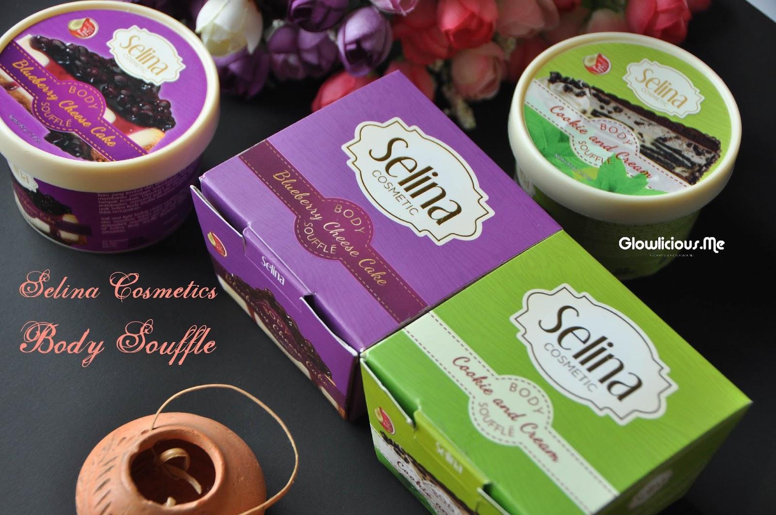Selina Cosmetics Body Souffle