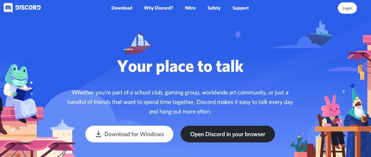 Cara Menggunakan Discord Buat Gabung Komunitas Gamers