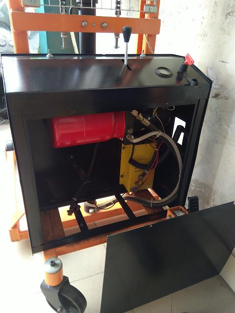 công ty xe nâng tay xe đẩy hàng công nghiệp bình dương