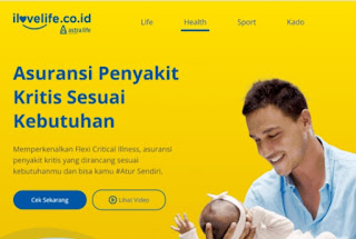 asuransi kesehatan keluarga terbaik flexi critical illness
