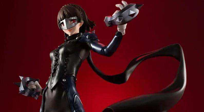 Persona 5 Royal Makoto Niijima figure by MegaHouse revealed