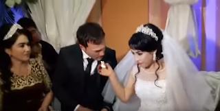 """Βίντεο: Γαμπρός χαστουκίζει τη νύφη γιατί δεν """"σηκώνει"""" το πείραγμα με την τούρτα"""