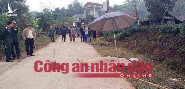 Thảm án kinh hoàng ở Thái Nguyên, 5 người bị thanh niên đâm tử vong