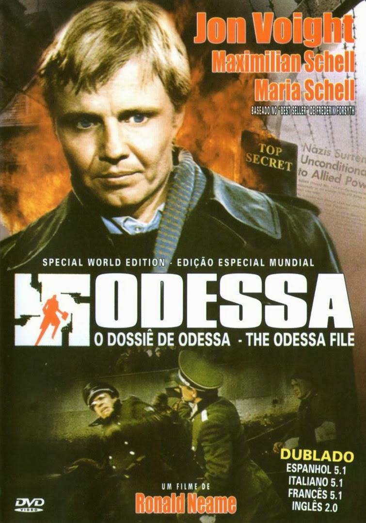 O Dossiê de Odessa – Dublado (1974)