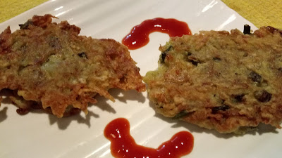 Potato Pancake Recipe with egg