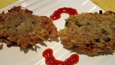 Potato Pancake Recipe with egg