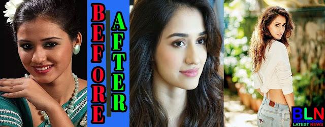 DISHA PATANI Bollywood Actresses Before and After Plastic Surgery