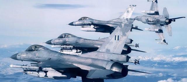 Ψηφίστηκε το νομοσχέδιο για την αναβάθμιση των F-16 και των Mirage