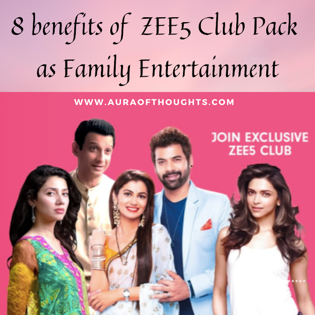 ZEE5 Club subscription - MeenalSonal