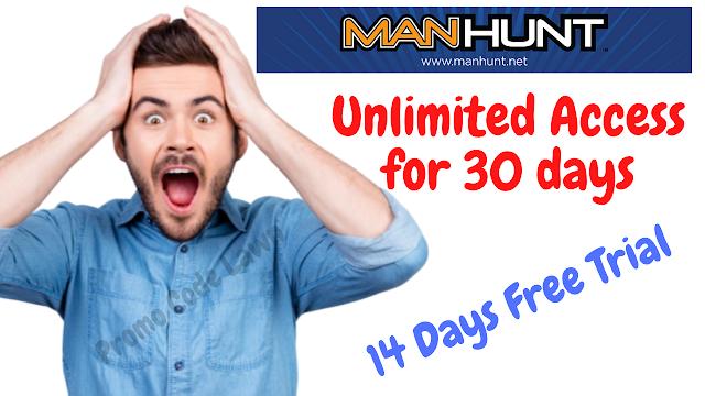 Manhunt Promo Code - 30 Days Free Trial w/2022 Coupon