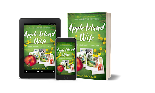 Apple Island Wife by Fiona Stocker book cover