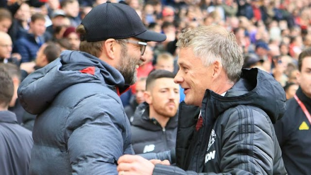 'Klopp had four years' - Solskjaer calls for patience at Man Utd