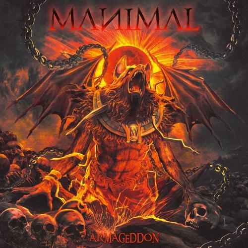 """Ο δίσκος των Manimal """"Armageddon"""""""