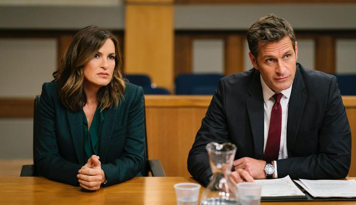 Law & Order: SVU - Episode 19.05 - Complicated - Promo, Sneak Peeks, Promotional Photos & Press Release
