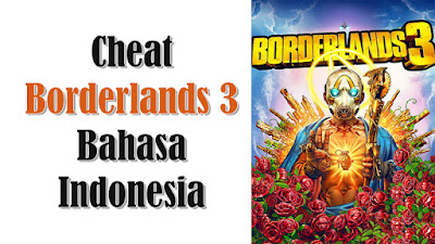 Tutorial Ngecheat game Borderlands 3 PC terbaru 2020