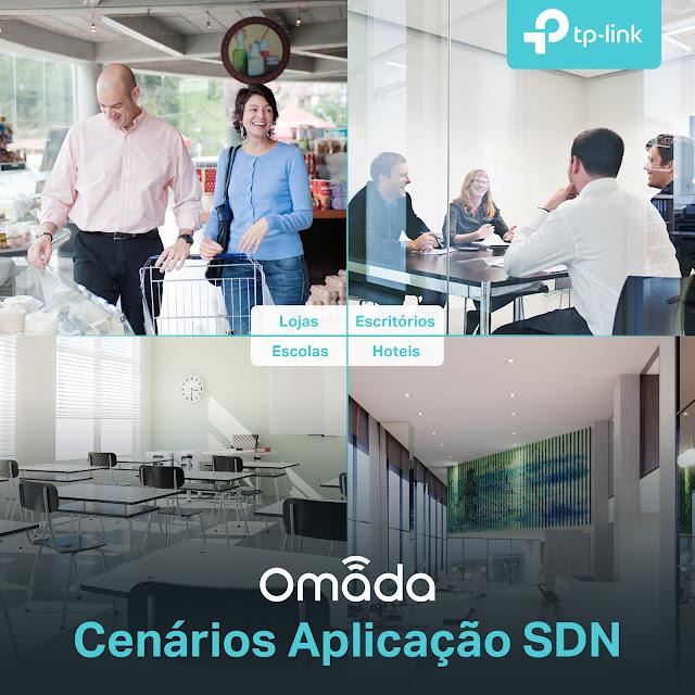 TP-Link® apresenta as novas soluções de Wi-Fi empresarial Omada SDN: gestão na nuvem mais inteligente e 100% centralizada