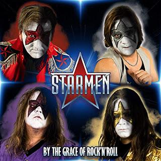 """Ο δίσκος των Starmen """"By the Grace of Rock 'n' Roll"""""""