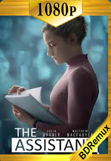 La asistente (The Assistant) (2019) [1080p BD REMUX] [Latino-Inglés] [LaPipiotaHD]
