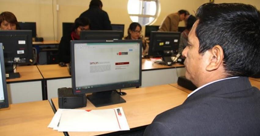 MINEDU modernizará gestión de DRE y UGEL con el sistema SIMON - www.minedu.gob.pe
