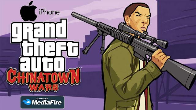 Download GTA Chinatown Wars ipa for iPhone iOS
