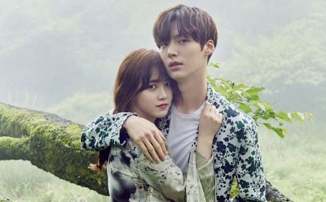 Go Hye Sun dan Ahn Jae Hyun Pamer Foto Kebersamaan Mereka di Instagram