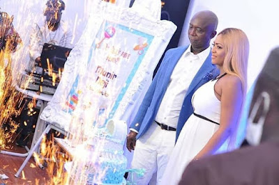 r6 - Images from Regina Daniels and Ned Nwoko's son naming ceremony...