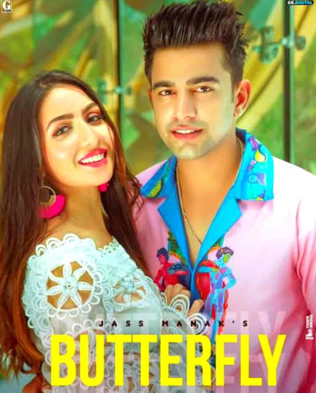 Butterfly Punjabi Love Song Lyrics, Sung By Jass Manak.