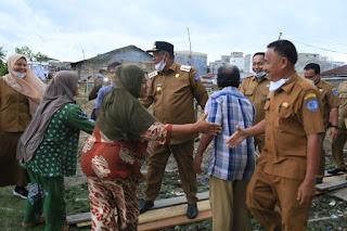 PJ. Bupati Labuhanbatu Tetapkan Tiga Desa Menjadi Kawasan Kampung Nelayan Maju