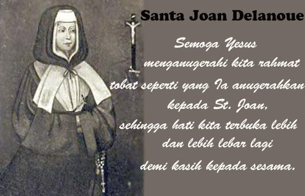 Santa Yohana Delanoue