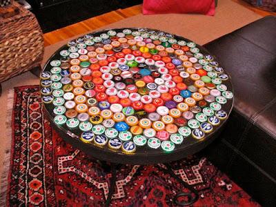 Reuse Metal Bottle Caps