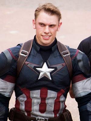 "SNEAK PEEK: ""Avengers: Age Of Ultron"" - More Set Images"