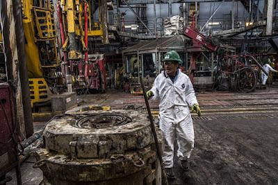 Israel vai investir na exploração de petróleo