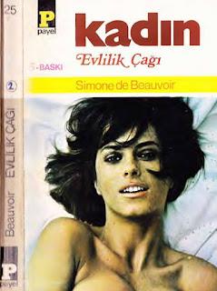 Simone de Beauvoir - Kadın 2 - Genç Kızlık Çağı