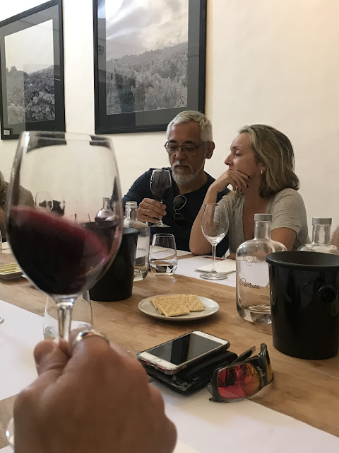 Prova de vinhos, Adega da Cartuxa