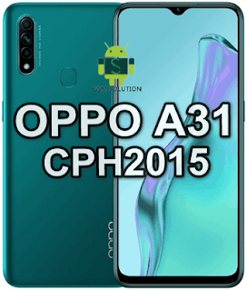 OPPO A31 CPH CPH2015 ISP (EMMC) Pinout For EMMC