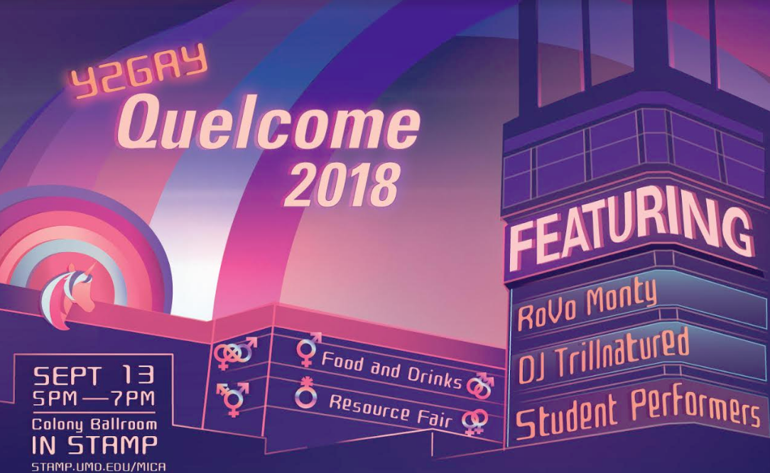 UMD PSYC E-News: Quelcome 2018 is on Thursday 9/13!