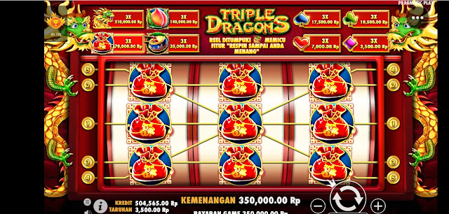 Cheat Judi Slot Game Terbaru 100% Ampuh !