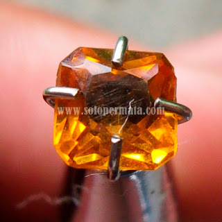 Permata Golden Citrine - A456