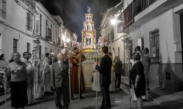 El Señor sale en agosto en Salteras