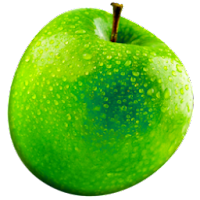 green apple fruit icons