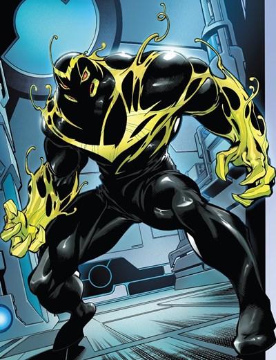 Nuevo simbionte de Venom
