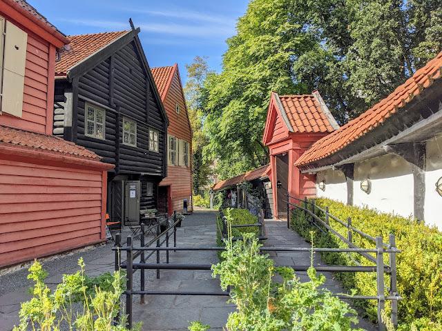 Hanseatic Museum and Schøtstuene in Bryggen