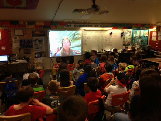 Skype With A Scientist!