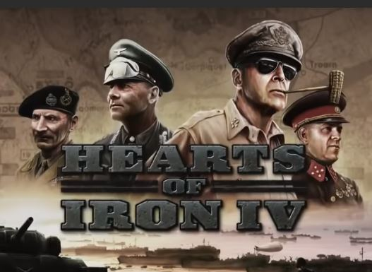 Hearts of Iron IV PC Game Download