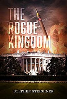The Rogue Kingdom: An Espionage Thriller About The US and North Korea #espionage #thriller #suspense #fictionbooks