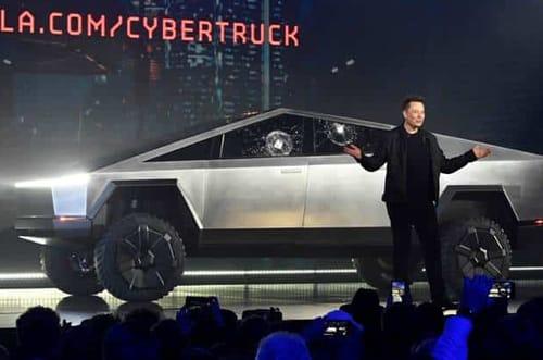 Elon Musk admits Cybertruck could fail