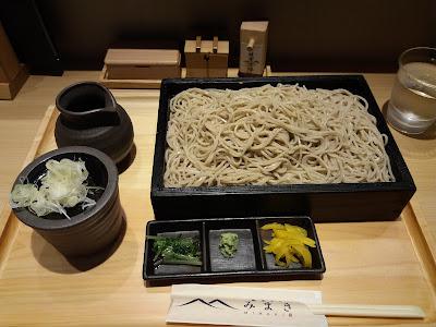 Tokyo: Soba Kiri Mimaki