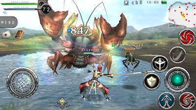 Online RPG Avabel v 4.0.24 Mod Apk (Infinite HP / 400x Damage)